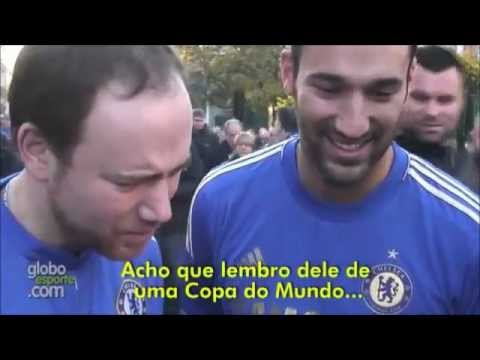Torcida do Chelsea desconhece elenco do Corinthians チェルシー世界クラブカップ