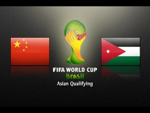 China 3-1 Jordan: Midfielder Hao Junmin struck twice as China ended their unsuccessful bid to qualify for the 2014 FIFA World Cup on Wednesday with a 3-1 win over Jordan.for more, visit http://goo....