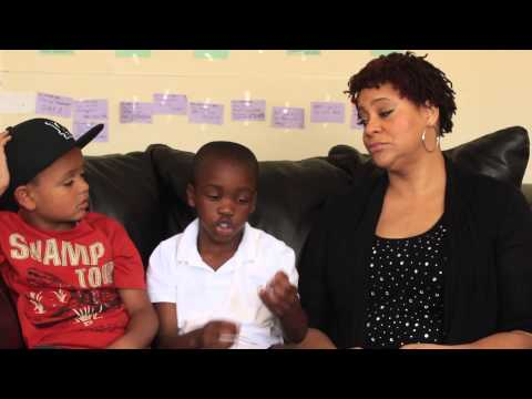 Zay Zay & Julian Interview Kim Coles