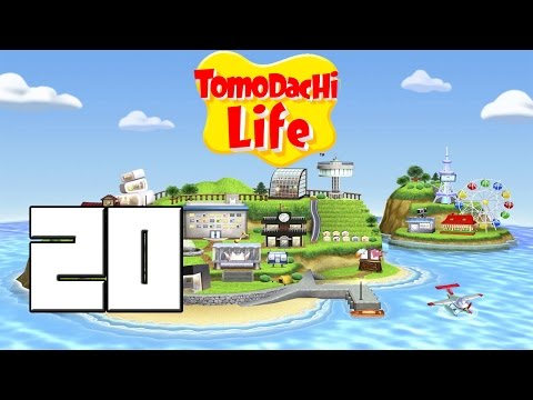 Tomodachi Life! Capitulo 20!