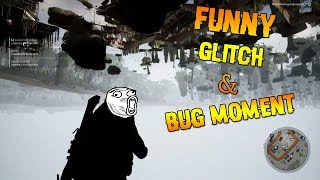 FUNNY GLITCH MOMENT &  BUG MOMENT (GTA 5, Watch dogs 2 & Ghost recon Wildland)