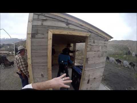 Jubal Sackett Utah Territory Gunslingers SLC Ut 3/5/16