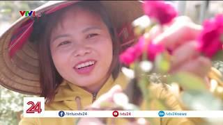 Xuân Quan - Làng Hoa Tỷ Phú | VTV24