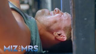Miz uses his birthday gift to reclaim his A-List body: Miz & Mrs., May 21, 2019