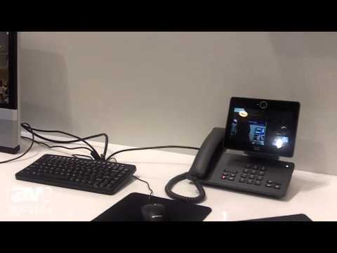 ISE 2014: Cisco Talks About Latest Developments in Conferencing From Pervasive Conferencing Booth