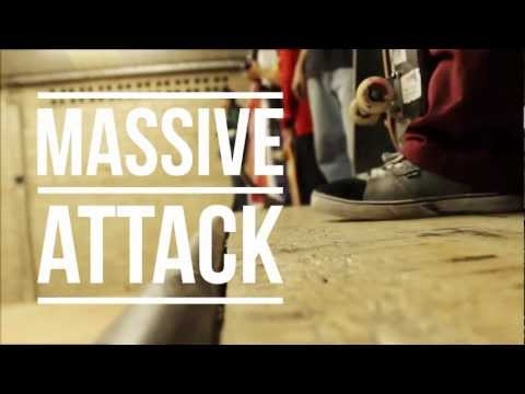 MASSIVE ATTACK BP - MASSIVE ATTACK BP - SKATE DEMO | Boards Paradise - Damaged - Enjoi - Almost - Cl