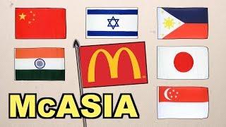 Heeft McDonald's Azië veroverd?