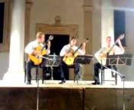 trio chitarristico siciliano