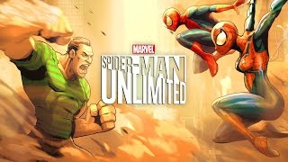 Spider-Man Unlimited: Sandman Trailer
