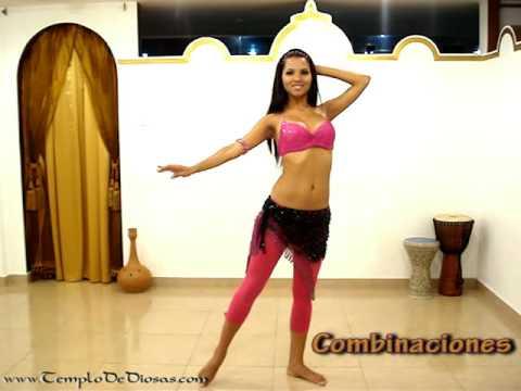 academia escuela clases danza del vientre en internet arabe