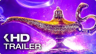ALADDIN Teaser Trailer German Deutsch (2019)