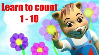Learn to Count 1-10 | Numbers Song 1-10 | Count to 10 Song by Kachy TV Nursery Rhymes - Kids Songs