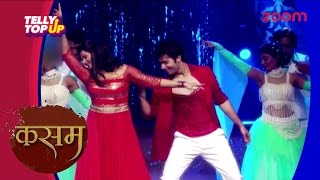 Download Tanu & Rishi's Romatic Dance At An Award Function | #TellyTopUp 3Gp Mp4