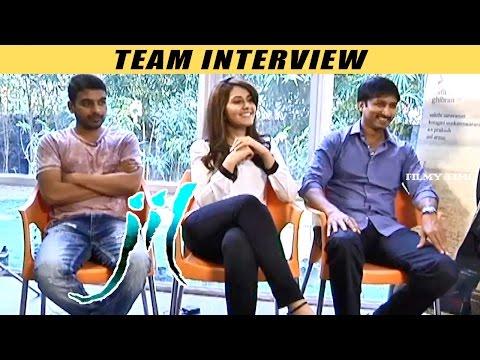 jil Team Interview - Gopichand, Rashi Khanna, Radha Krishna