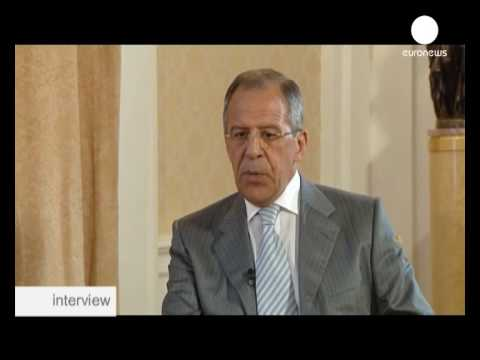 Interview - Sergei Lavrov