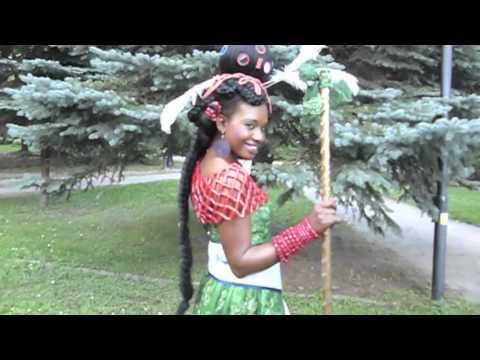 7 Video Reportaje Miss Supranational 2011. Elección Traje Típcio