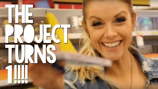 THE PROJECT TURNS 1!!!!  012 | Lindsay Ell | Music