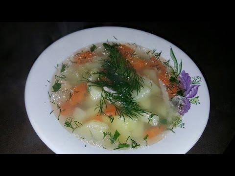 Уха... Рыбный супик!!!