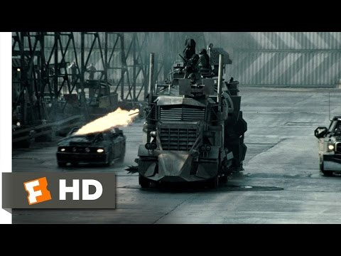 Death Race (9 11) Movie Clip - Destroying The Dreadnought (2008) Hd video