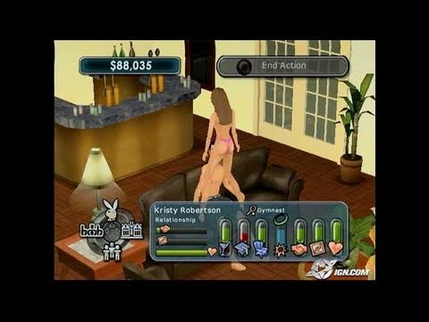 Playboy: The Mansion PlayStation 2 Gameplay200501191