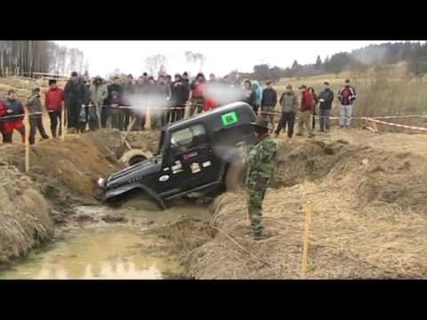MSR Offroad TRIAL Brezno 2012