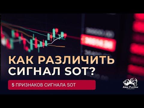 А. Пурнов ТОП-5 признаков сигнала СОТ (интернет трейдер, rts, sber, gazr, si)