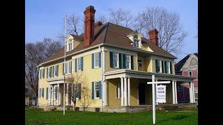 Haunted Harding Museum Franklin Ohio - PPI 6-14-13