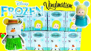 Disney Frozen Vinylmation with Olaf Chaser