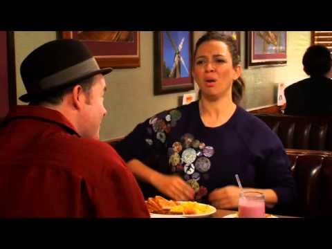 Denny's   Always Open with David Koechner & Maya Rudolph