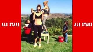 ALS Ice Bucket Chellenge Jeneffer Lopez