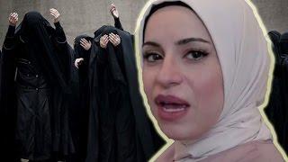 Muslim Hijab Rap CRINGE FEST