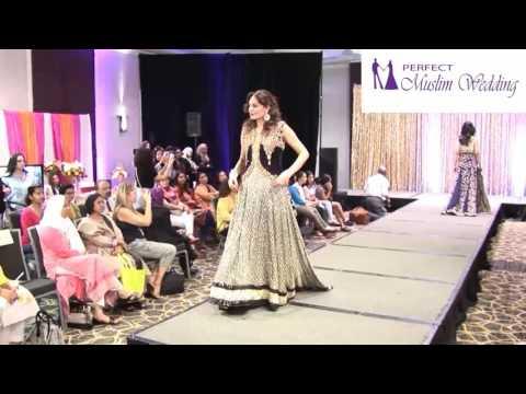 Muslim Bridal Expo 2015 South Asian Flair Fashion Show 3