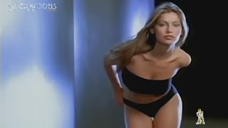 Laetitia Casta   Victorias Secret commercials 2000 and 2002 by SuperModels Channel