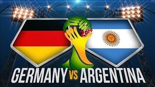 Unguru' Bulan - Germania - Argentina (Marea Finala BRAZILIA 2014) S16E34