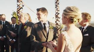 Jill and Phil Wedding Video at Different Pointe of View