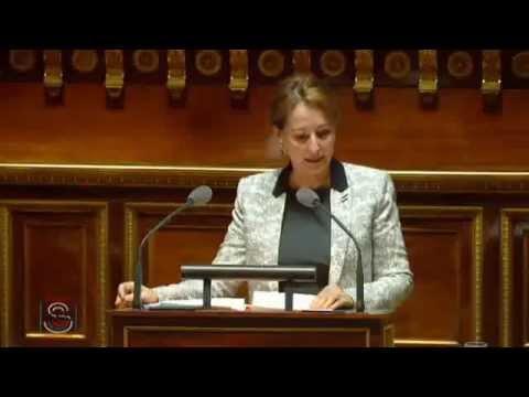 Projet de loi sur la transition énergétique : discours de Ségolène Royal au Sénat