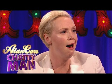Gwendoline Christie and Alan Do Wookie Impressions - Alan Carr: Chatty Man