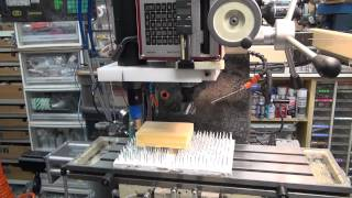 Homemade CNC Laser Cutting Machine 自作CNCレーザー加工機