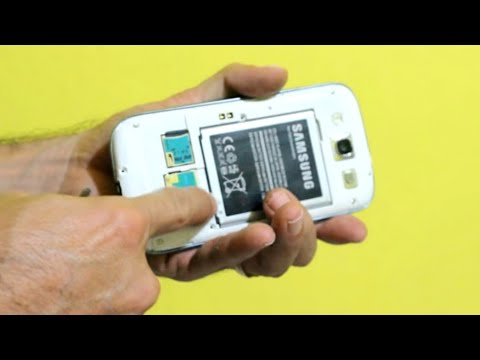 How To Turn On Samsung Galaxy S3 Without or Damaged Power Button