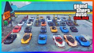 GTA Online NEW DLC LEAKS Coming Soon - Release Date, Update Theme, Cars/Vehicles & MORE! (GTA 5)