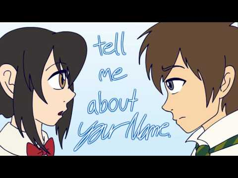 Tell Me About Your Name. (feat. Mike Sinterniklaas & Stephanie Sheh) - Kirblog 4/4/17