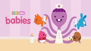 Sago Mini Babies - Best App For Kids - iPhone/iPad/iPod Touch
