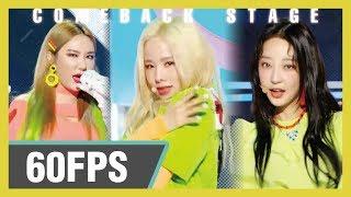 60FPS 1080P | EXID - ME&YOU Show! Music Core 20190518