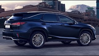 2020 Lexus RX And RXL Facelift – Lexus' best selling vehicle