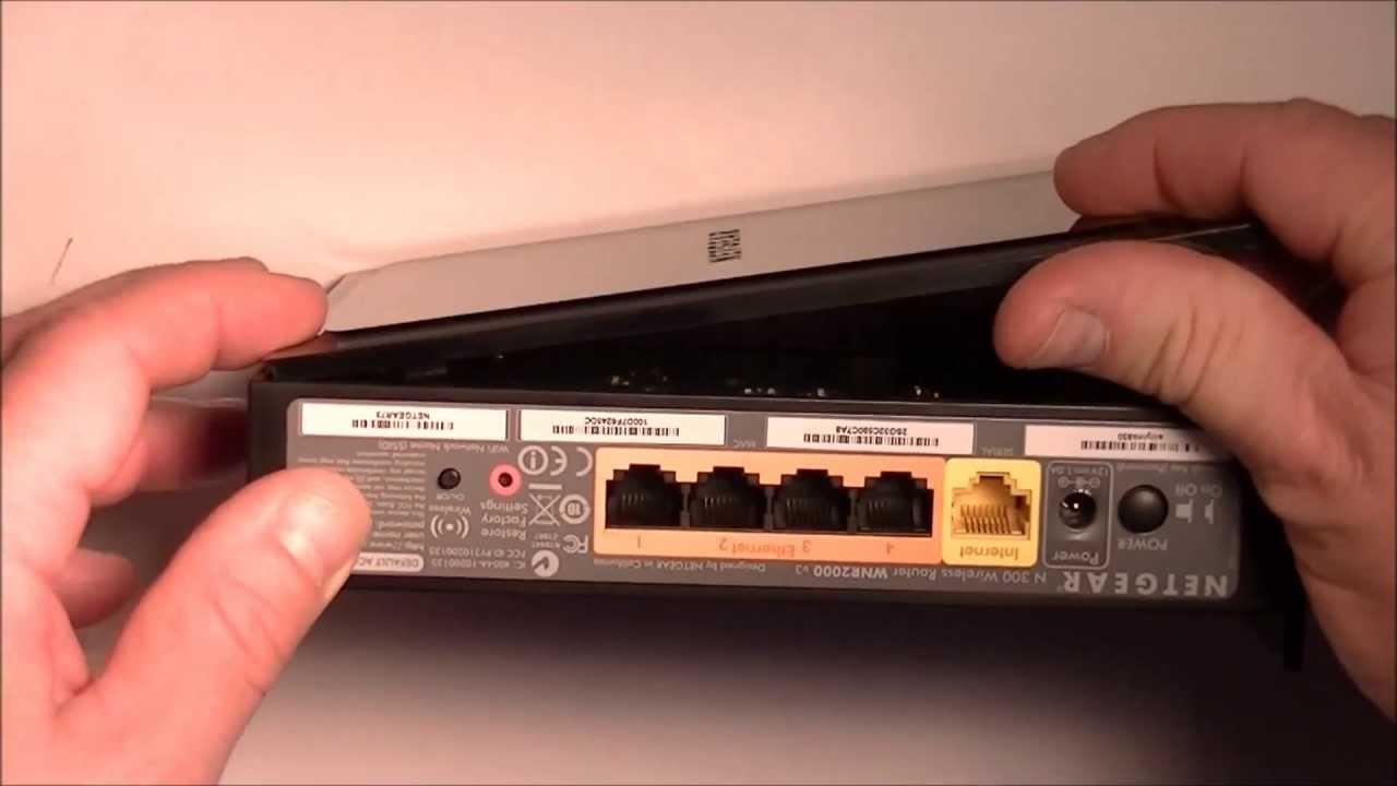 Antenna Router Netgear Netgear Wireless Router N300