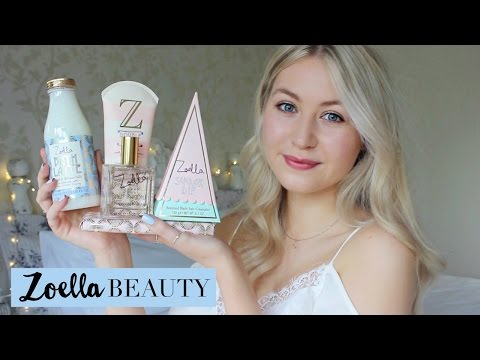 New Zoella Beauty Sweet Inspirations Unboxing/Review & GIVEAWAY   Meg Says