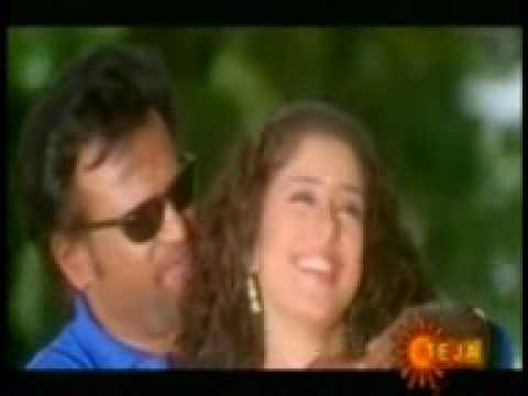 Rajni's Baba Song video