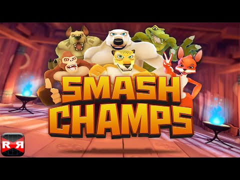Smash Champs (by Kiloo) - iOS - iPhone/iPad/iPod Touch Gameplay