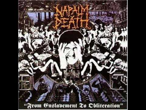 Napalm Death - Unchallenged Hate