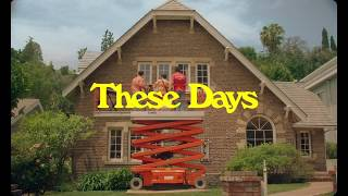 Wallows These Days Official Audio